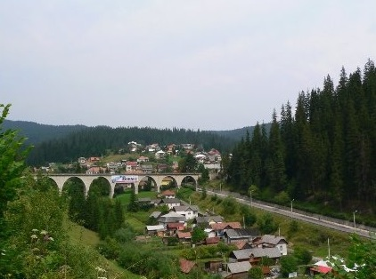 Stațiunea Borsec