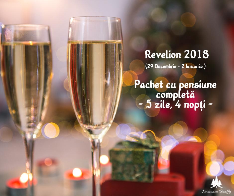 oferta revelion 2018