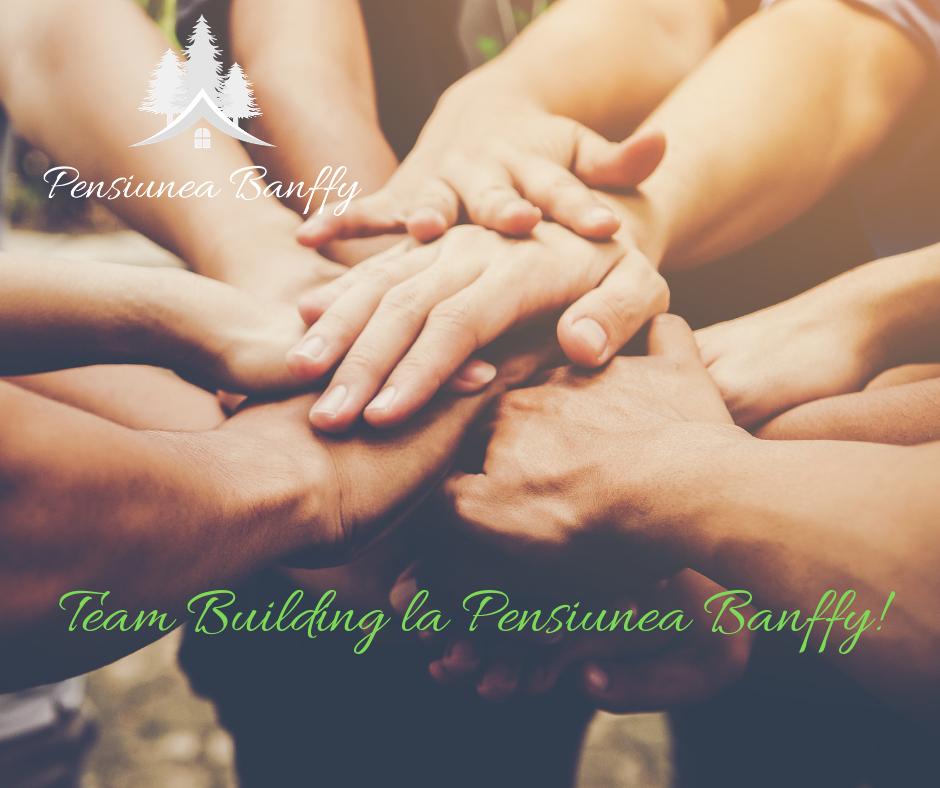 Team Building la Pensiunea Banffy